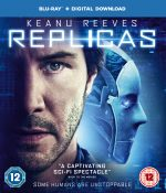 Keanu Reeves in REPLICAS on Digital Download 22 April & Blu-ray/DVD 29 April from Lionsgate UK