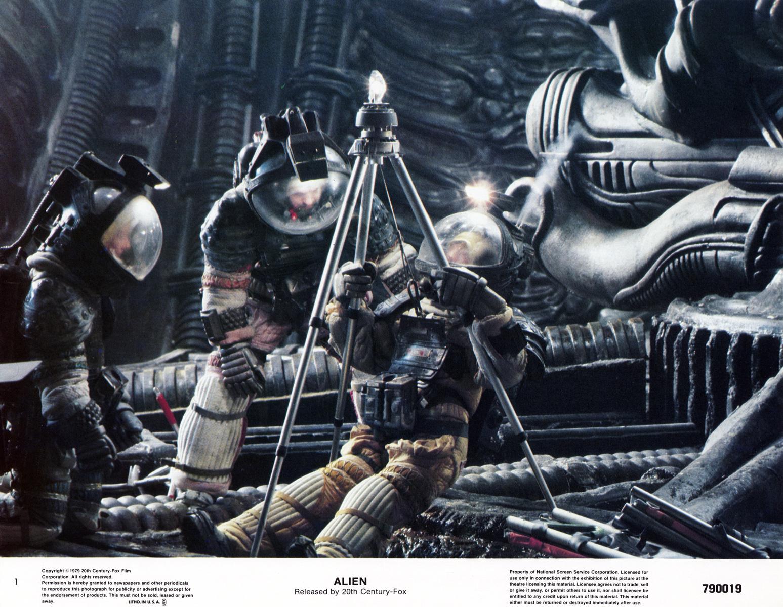 40th Anniversary of Ridley Scott's Alien: A Sci-Fi/Horror Milestone Against All Cultural Odds