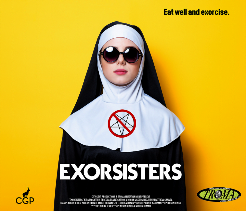 Nuns Kick Ass & Kill Demons in EXORSISTERS