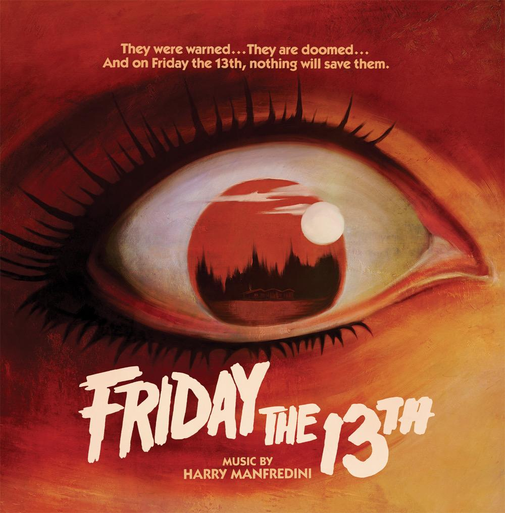 Waxwork Records Presents FRIDAY THE 13TH Vinyl Soundtrack