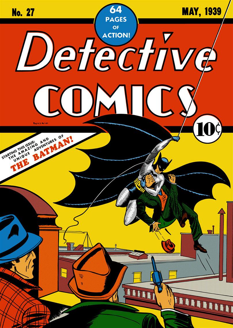 Mondo Celebrates The Dark Knight With History-Spanning 80 YEARS OF BATMAN Gallery