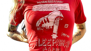 Limited Edition SLEEPAWAY CAMP Tee from Local Boogeyman