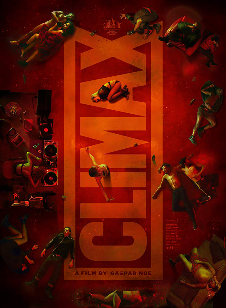 Gaspar Noe's Dazzling Dance Epic CLIMAX is Now Available on Digital and Coming Soon to Blu-ray & DVD 27 May