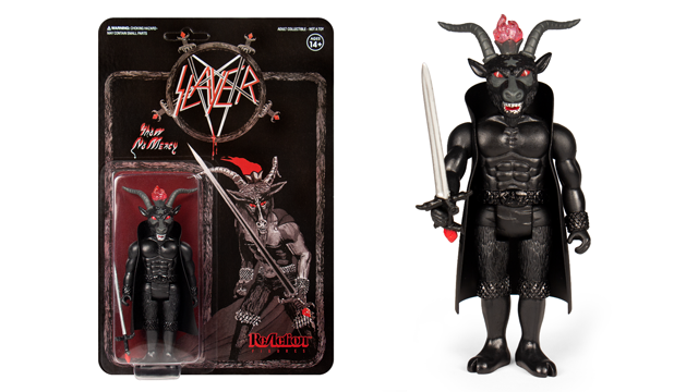 Super7 SLAYER Black Magic ReAction Figure