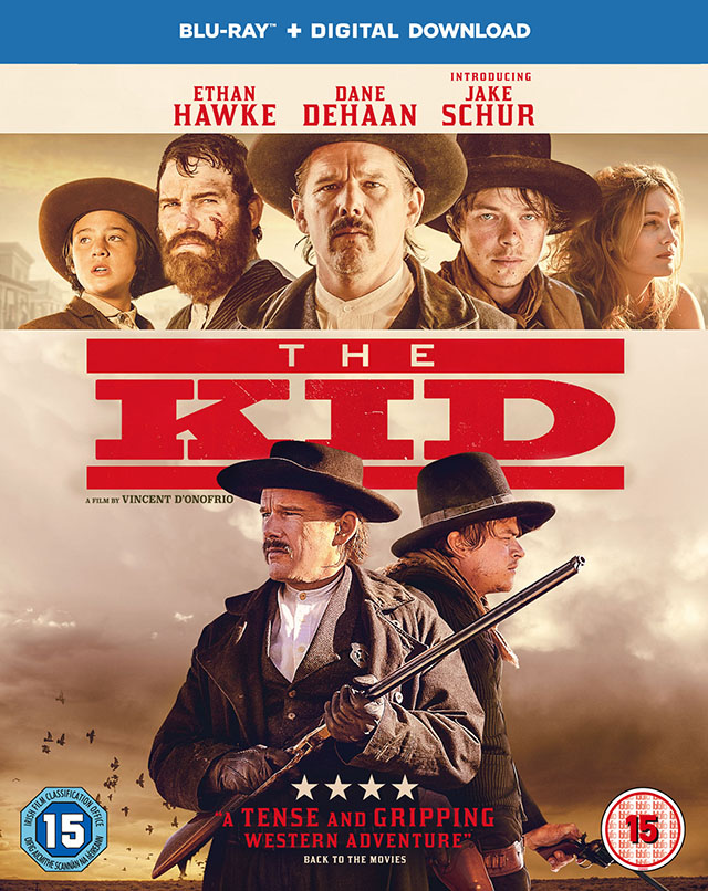 Lionsgate UK Presents Action-Packed Western THE KID on Digital Download, Blu-ray & DVD 3 June