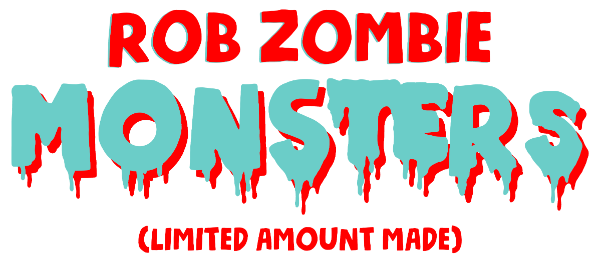 Rob Zombie's Limited Edition Monsters Tee from Local Boogeyman