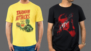 It's Party Time with Fright-Rags' RETURN OF THE LIVING DEAD, DAWN OF THE DEAD & BARBARA CRAMPTON Apparel