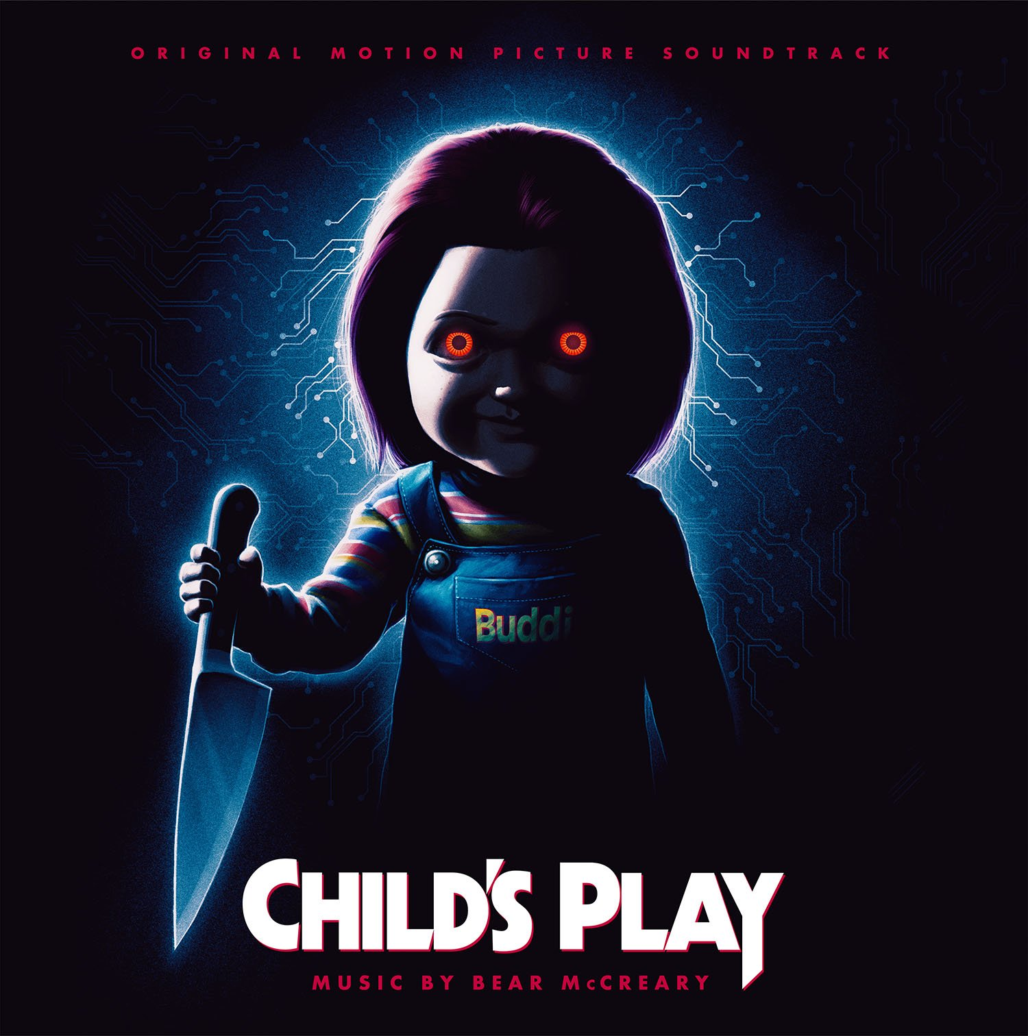 Waxwork Records Presents CHILD'S PLAY (2019) Vinyl Soundtrack
