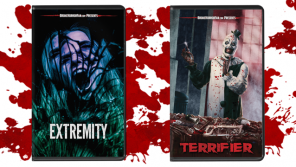 EXTREMITY on Limited Edition VHS and TERRIFIER Restocked  Courtesy of Broke Horror Fan
