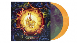 Waxwork Records Presents THE HOUSE WITH A CLOCK IN ITS WALLS Vinyl Soundtrack