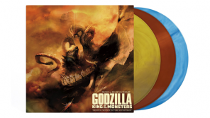 Waxwork Records Presents GODZILLA: KING OF THE MONSTERS Vinyl Soundtrack