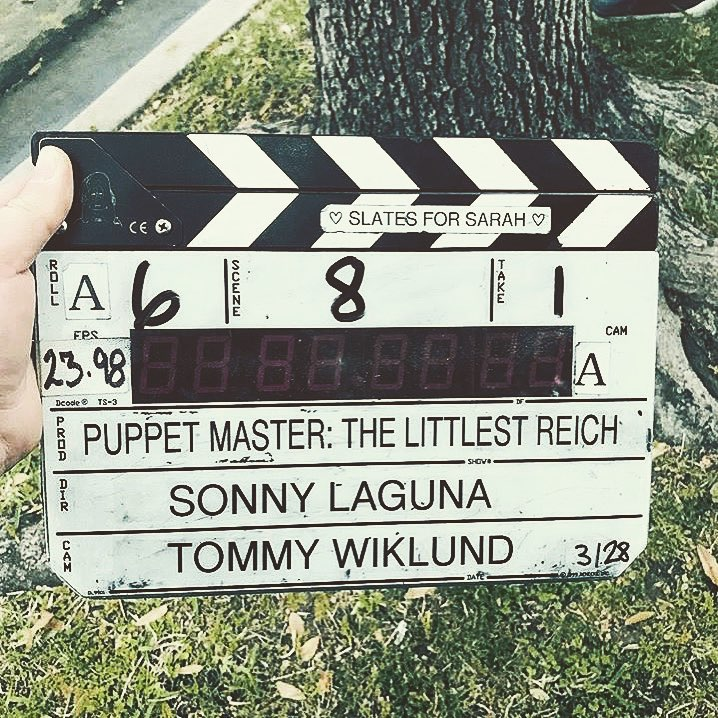 An Interview with Co-Director Sonny Laguna, Puppet Master: The Littlest Reich