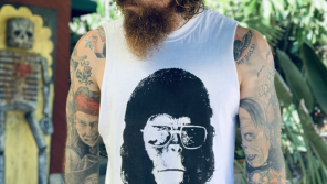 Local Boogeyman 轢 PLANET OF THE APES & VINCENT PRICE T-Shirts