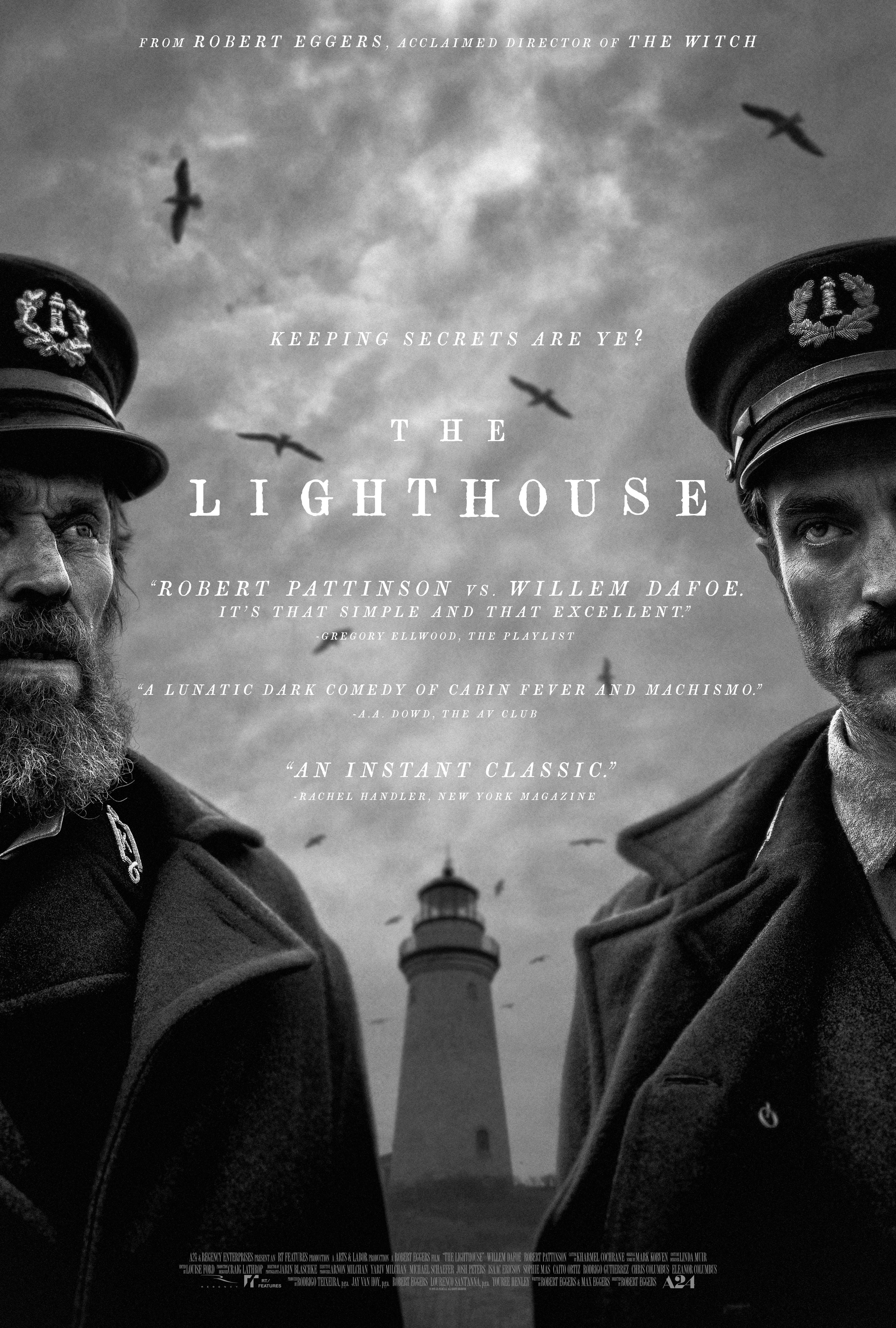 """Keeping Secrets Are Ye?"" Watch the New Trailer for Robert Eggers' THE LIGHTHOUSE"