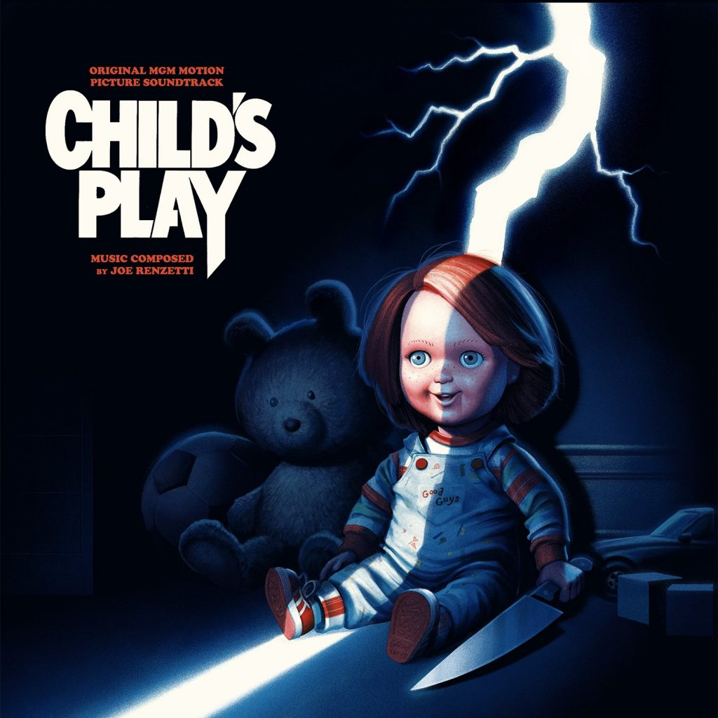 Waxwork Records Presents CHILD'S PLAY (1988) Vinyl Soundtrack