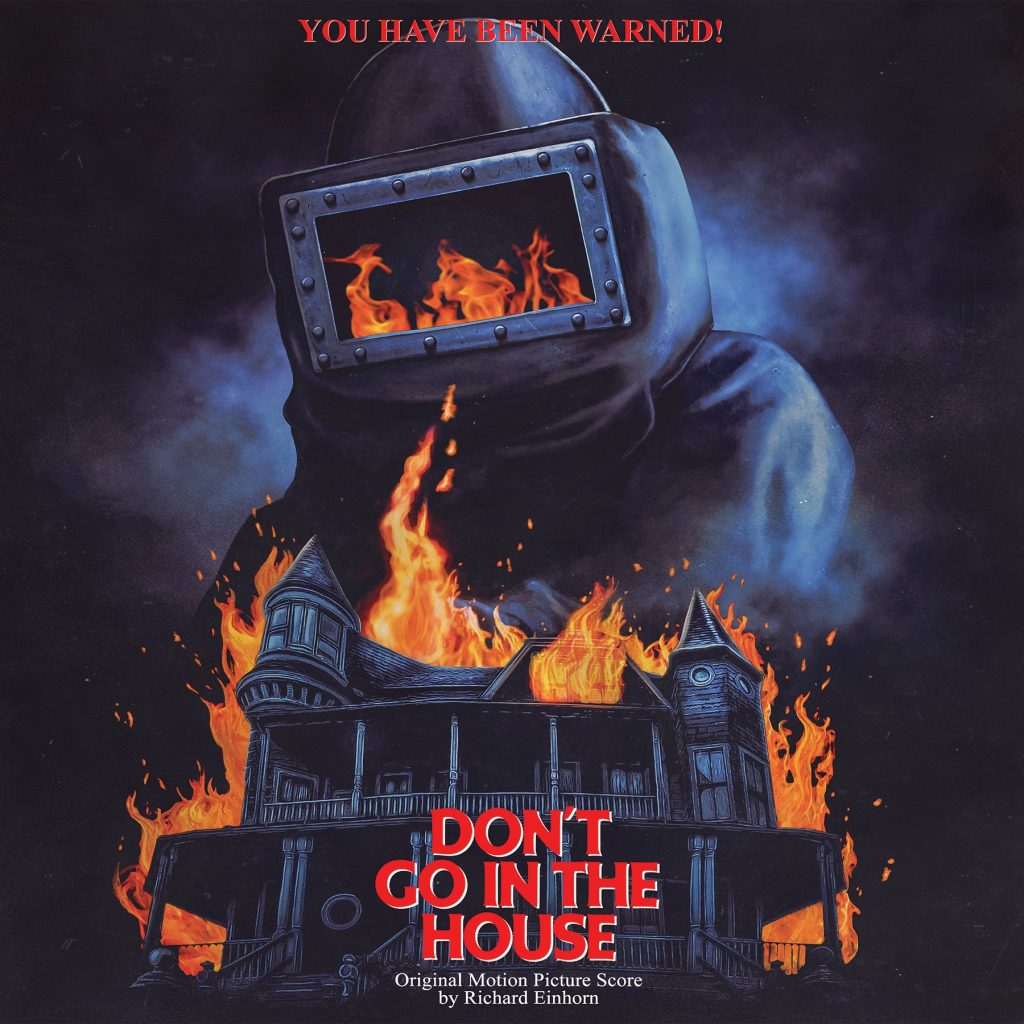 Waxwork Records Presents DON'T GO IN THE HOUSE Vinyl Soundtrack