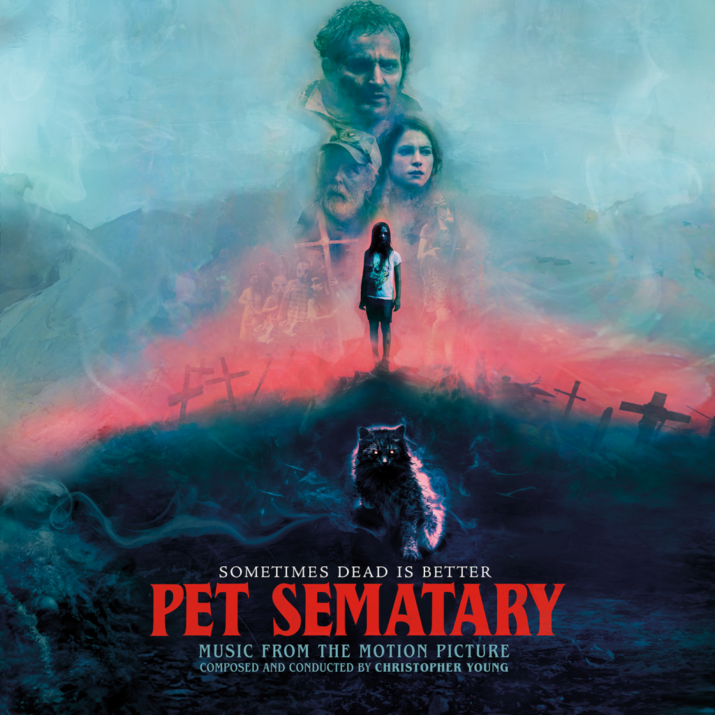 Waxwork Records Presents PET SEMATARY (2019) Vinyl Soundtrack