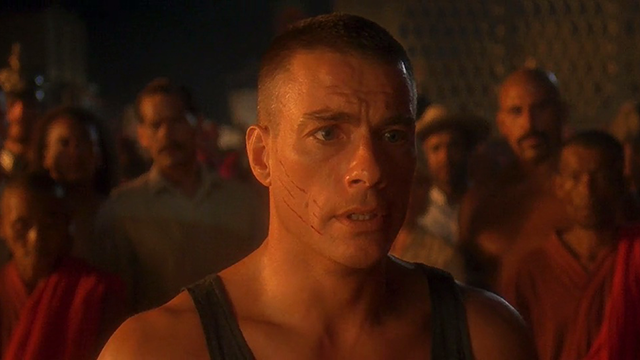 Jean-Claude Van Damme's THE QUEST Available 28th October on Blu-ray from 101 Films