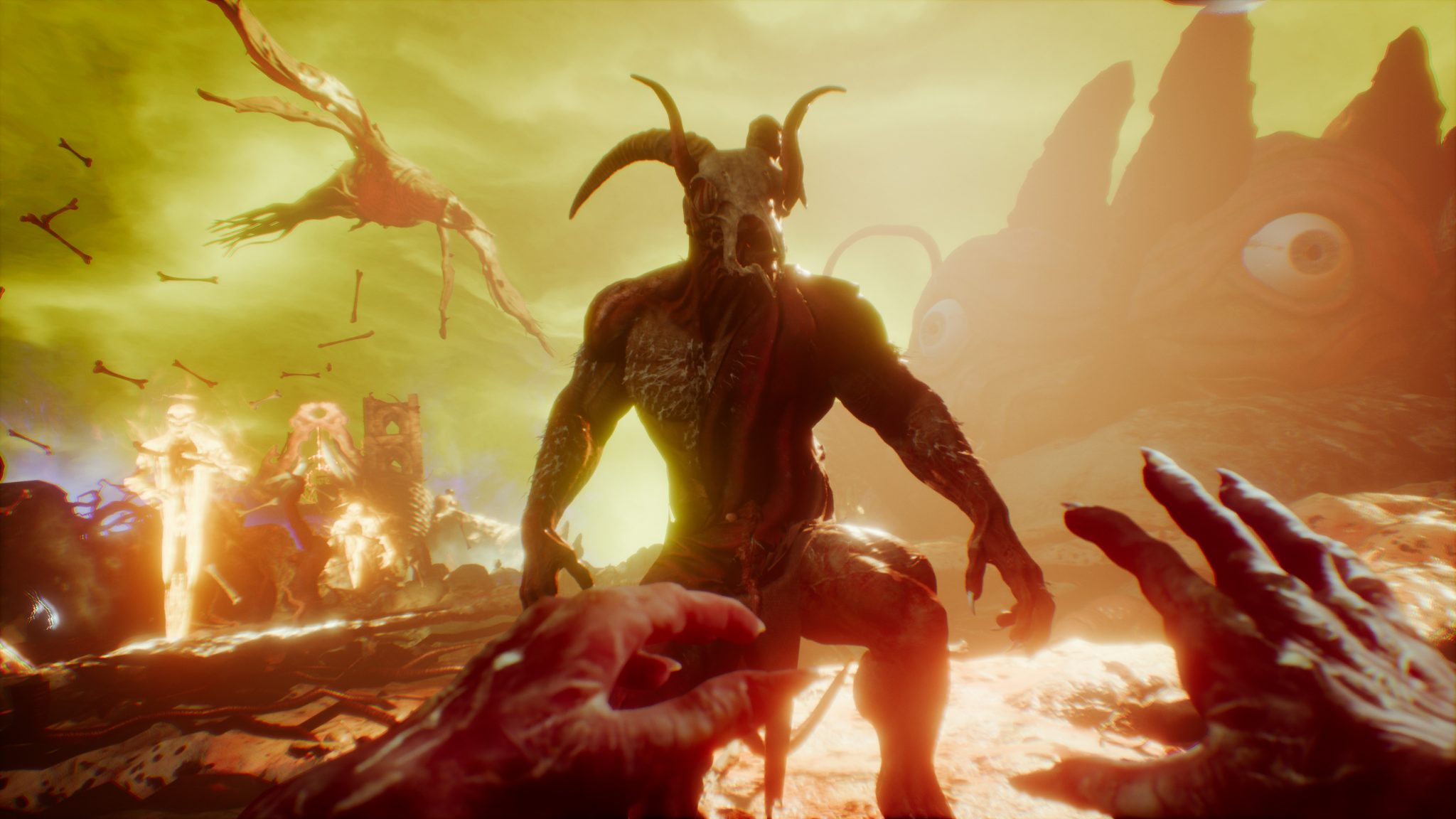 Agony Unrated (2018, Madmind Studio) PC Review