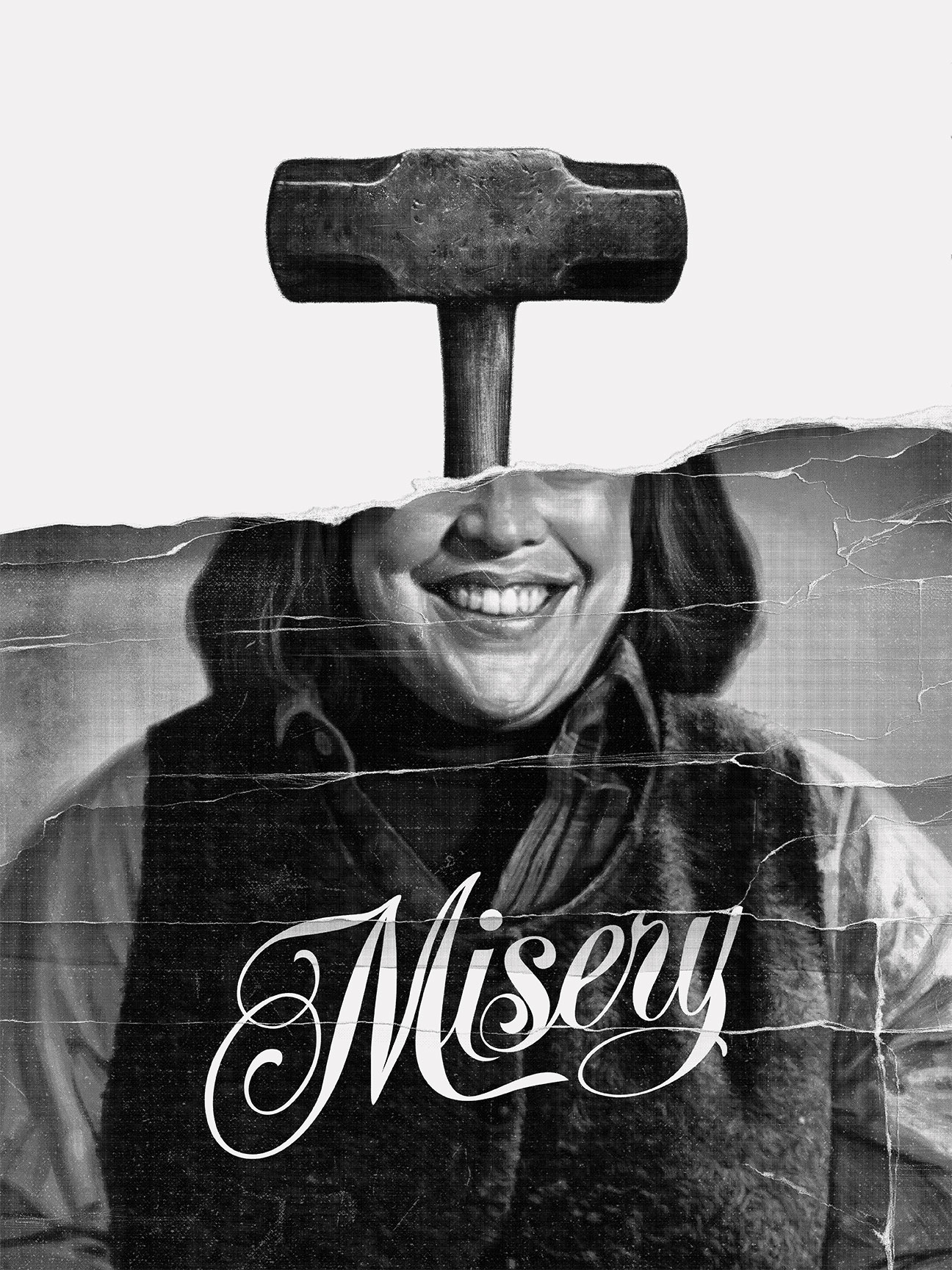 Garageland Limited Edition MISERY & YOUNG FRANKENSTEIN Prints