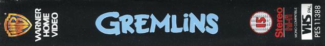 Gremlins VHS