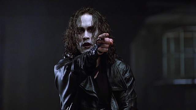 The Crow (1994, USA) Review