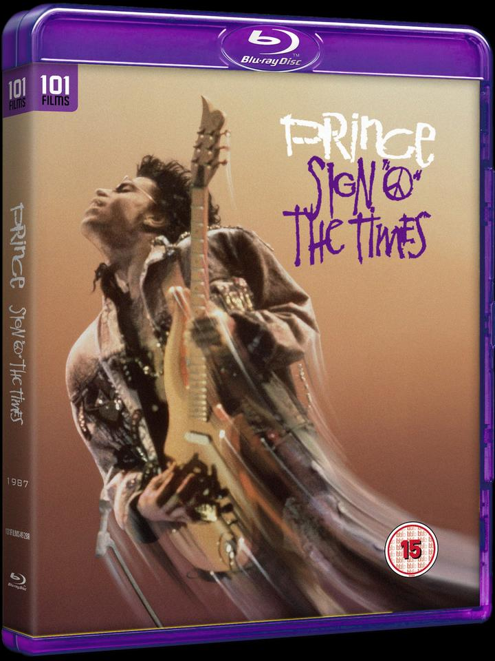 PRINCE: SIGN '☮' THE TIMES (1987) Available 20th January on Blu-ray from 101 Films