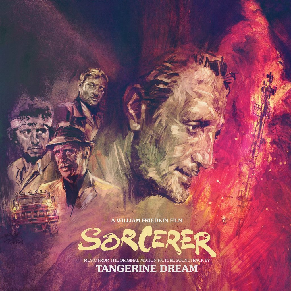 Waxwork Records Presents SORCERER Vinyl Soundtrack