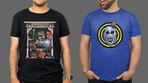 Celebrate John Carpenter's Birthday with Fright-Rags' Limited Edition Design + HOUSE OF 1000 CORPSES Merchandise