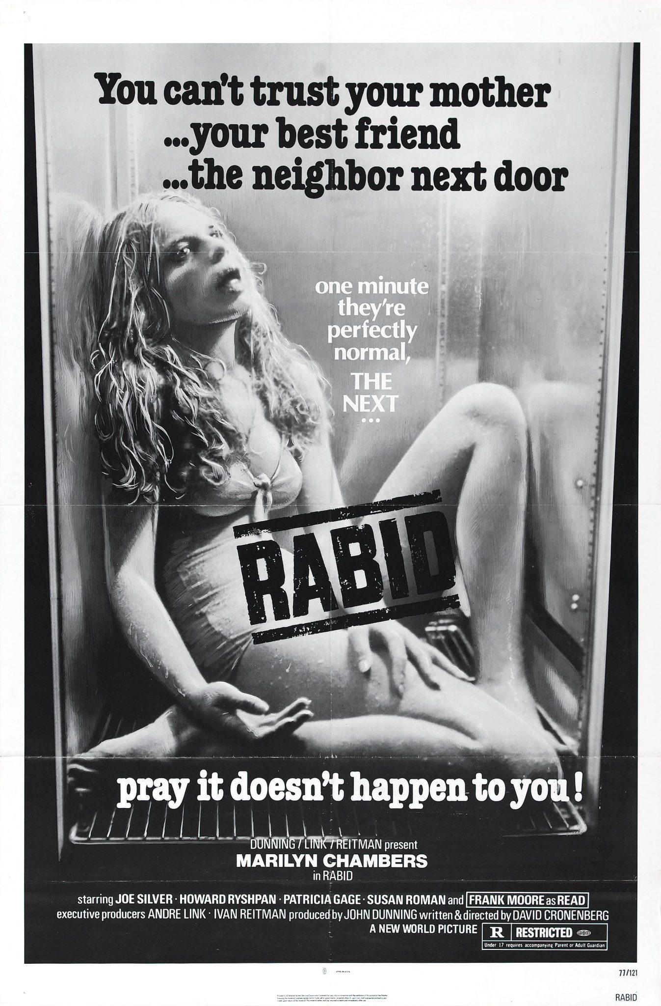 Verotika versus Rabid '77