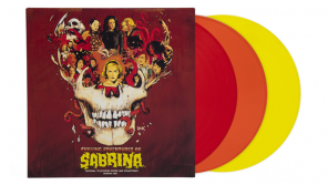 Waxwork Records Presents CHILLING ADVENTURES OF SABRINA Vinyl Soundtrack