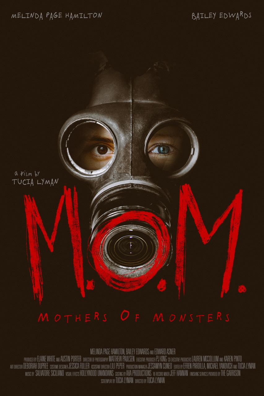 M.O.M. (MOTHERS OF MONSTERS) Unveils True to Life Nightmare March 13th