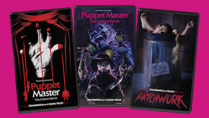 PUPPET MASTER: THE LITTLEST REICH & PATCHWORK Stitches Itself Onto VHS! 📼 Courtesy of Broke Horror Fan & Witter Entertainment
