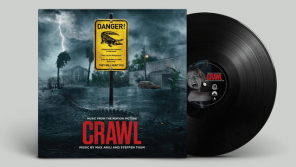 CRAWL: MUSIC FROM THE MOTION PICTURE Available on Vinyl March 6th from Rusted Wave