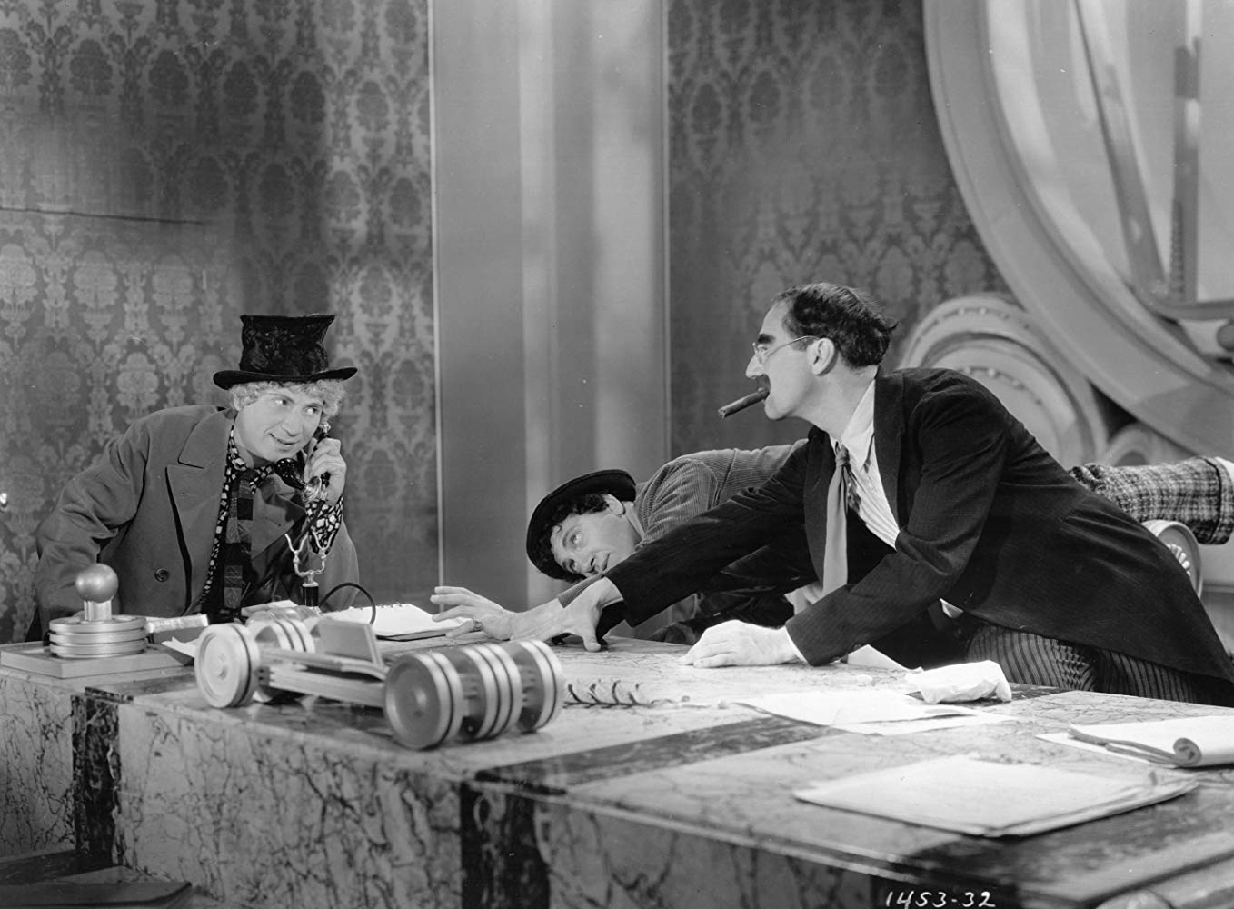 The Films That Made Me: The Marx Brothers' Duck Soup (1933, USA)