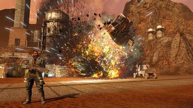 Red Faction: Guerrilla Re-Mars-tered (2018, Volition / Kaiko Games) PC Review