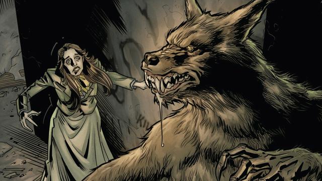 The Howling II Triple Threat: 1979 Book vs. 1985 Film vs. 2017 Comic Book
