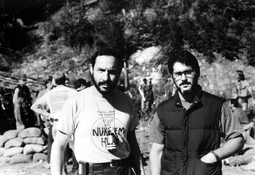 Watch Lloyd Kaufman & Michael Herz's TROMA'S WAR (15 May) on Shudder's The Last Drive-In with Joe Bob Briggs