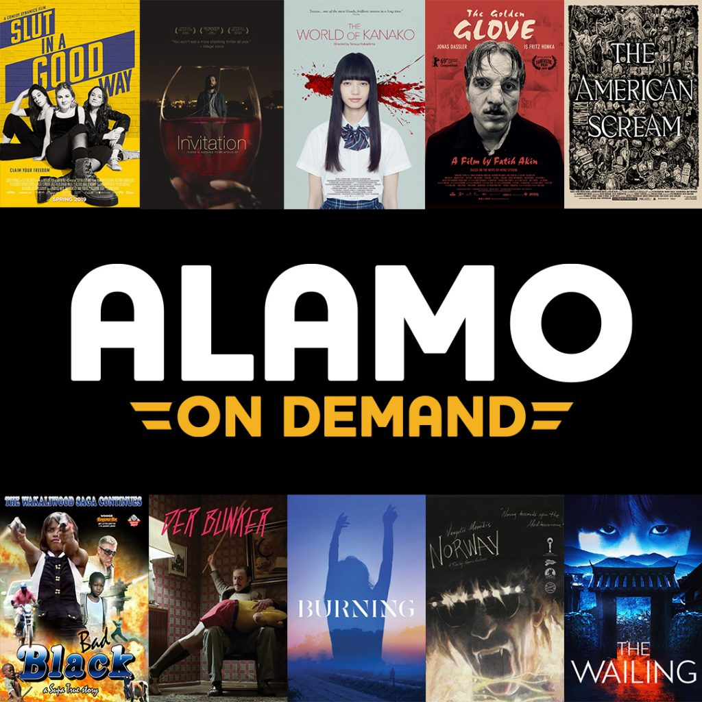 Alamo Drafthouse Cinema Launches ALAMO ON DEMAND Video on Demand Platform