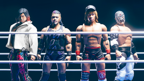 Super7 x NEW JAPAN PRO-WRESTLING Ultimate Figures Available to Pre-Order 🦁 Tetsuya Naito, Bushi, Evil & Hiromu Takahashi