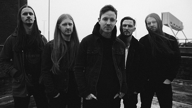 Glasgow's finest BLEED FROM WITHIN Release New Album 'Fracture' (29 May) via Century Media Records