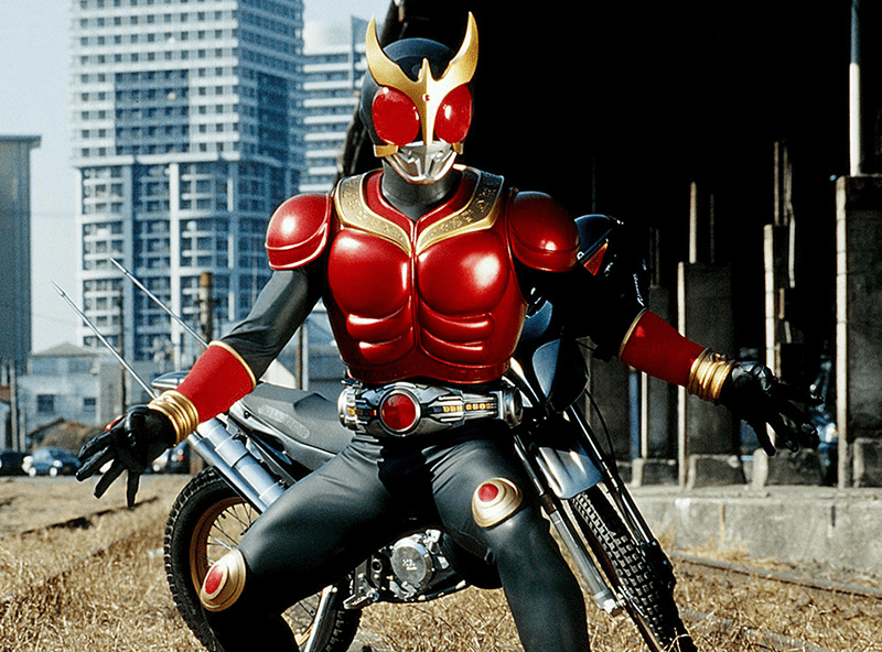 KAMEN RIDER KUUGA Now Airing on TokuSHOUTsu and Streaming on Shout! Factory TV
