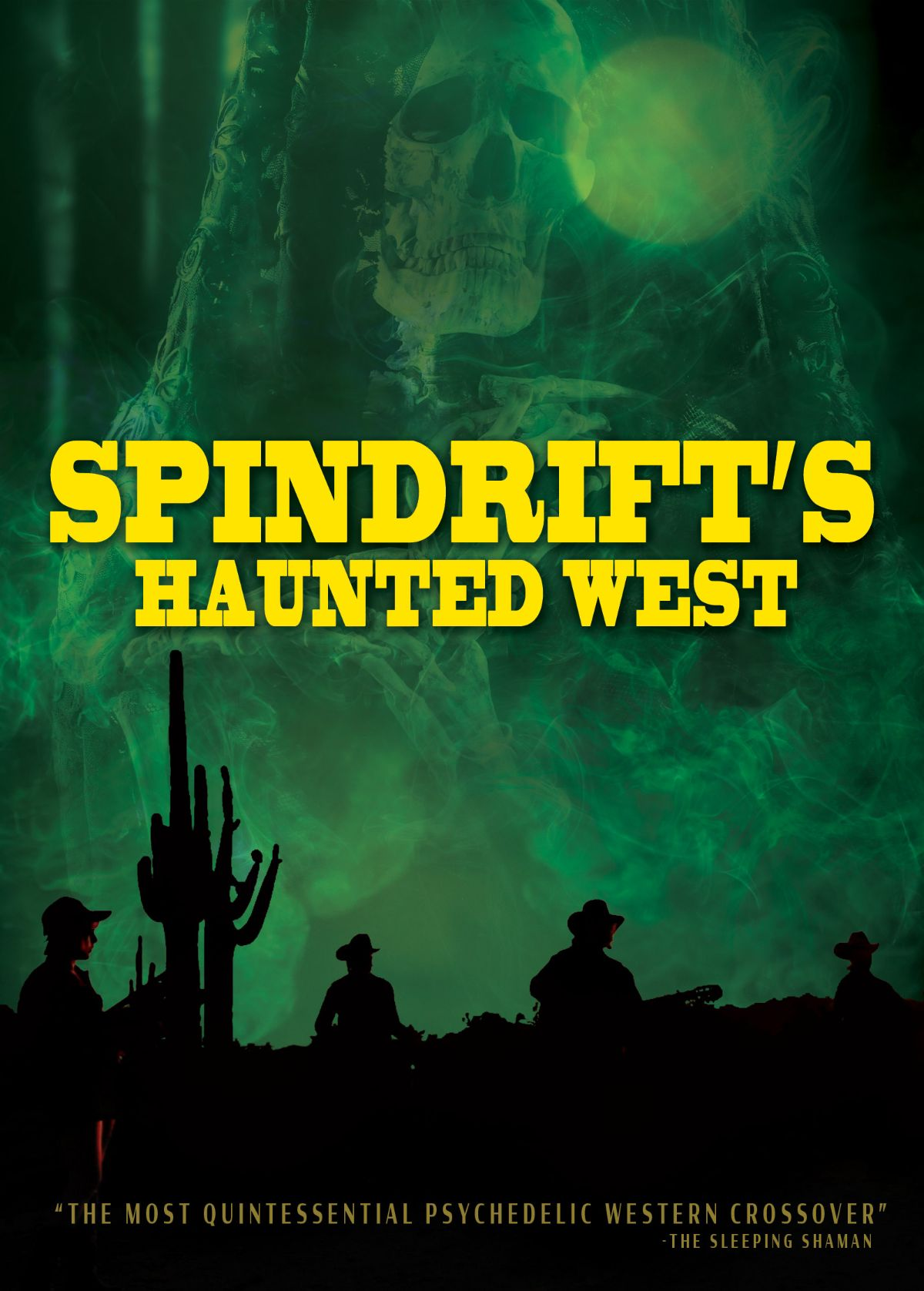 Psychedelic Rock Band Spindrift Performs at America's Most Haunted Locations in SPINDRIFT'S HAUNTED WEST