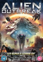Alien Outbreak (2020, UK) Dazzler Media DVD Review