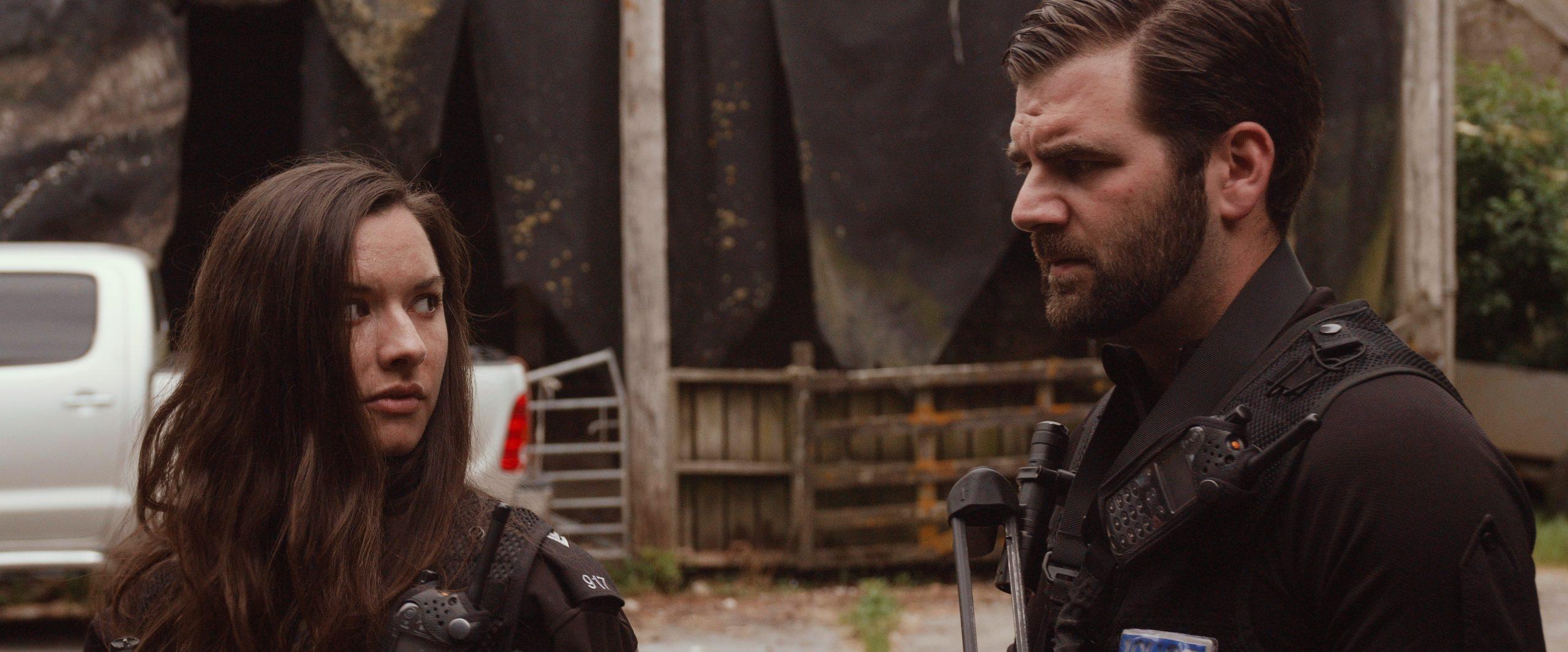 Alien Outbreak (2020, UK) Dazzler Media DVD Review