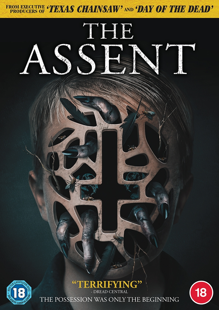 Dazzler Media Presents Supernatural Horror THE ASSENT Available to Own on DVD & Digital Download (27 July)