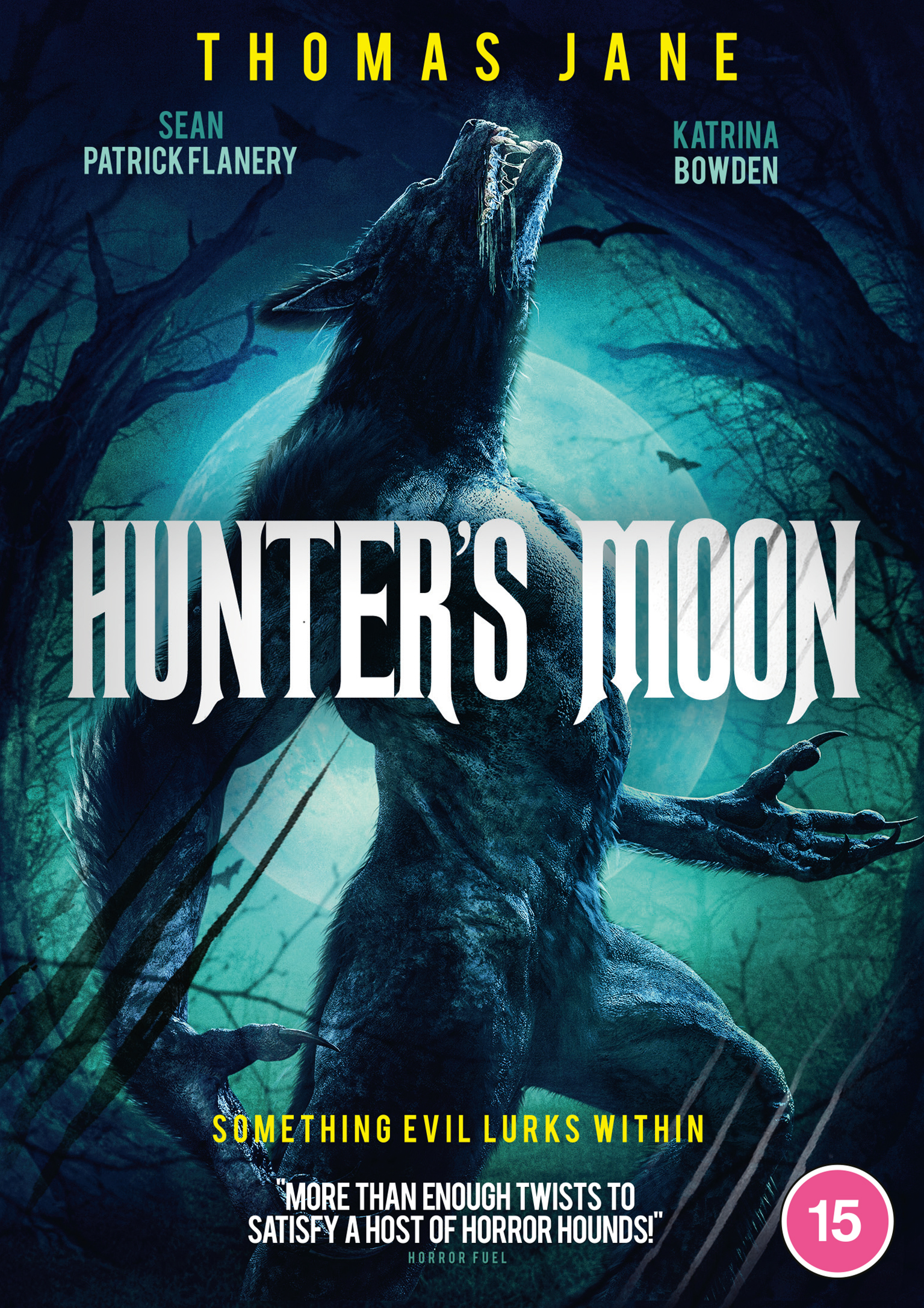 Home Invasion Horror HUNTER'S MOON Arriving on DVD & Digital from Dazzler Media (UK / 24 August)