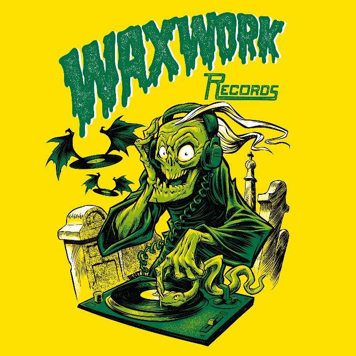 Lovers of Vintage Horror and Spooky Comics Rejoice! Waxwork x BeastWreck Tee