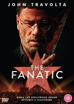 The Fanatic (2019, USA) Dazzler Media DVD Review