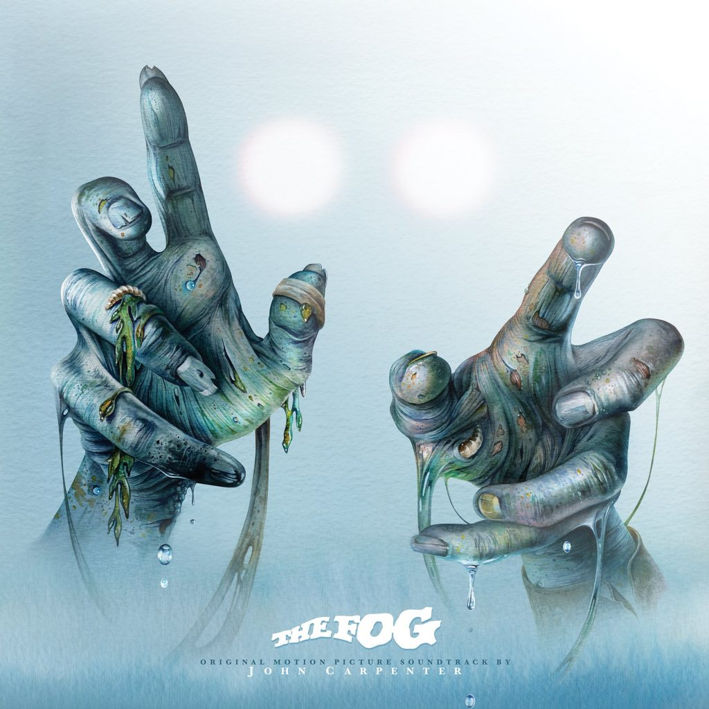 Waxwork Records Presents John Carpenter's THE FOG Vinyl Soundtrack
